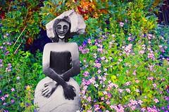 South Africa (czar_fernando) Tags: kirstenbosch kapstadt capetown statue sculpture kunst art