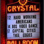 Hard Working Americans - Crystal Ballroom - Portland, OR - 11/12/14