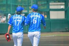 DSC_5612 (sanu_co) Tags: 横浜denaベイスターズ 白崎浩之 三嶋一輝
