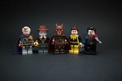 (H.-o.-p.-E.) Tags: lego dc watchmen nightowl rorschach comedian silk spectre