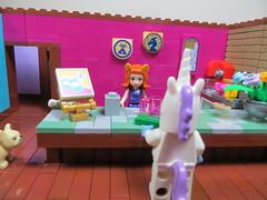 Cryptid Hair Parlour (thropots) Tags: lego minifig hairsalon cryptidhairparlour minneapolis mn