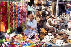 Artisan et vendeur.. El mercado...Huancayo (geolis06) Tags: olis06 pérou peru 2016 amériquedusud southamerica huancayo portrait indien indian em5olympus olympusm1240mmf28 marché market mercado