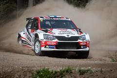 Riihimäki Ralli 20.5.2017 (Samu Ekman) Tags: riihimäki ralli 2017 rally rallying rallye finland skoda fabia r5 motorsport nikon d500 tamronsp70200mmf28divcusdg2 racing