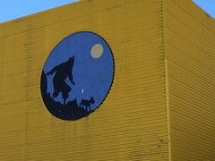 Mural Tintín (quimserra1) Tags: life flickr herge rubi barcelona pelcarrer milu mural tintin