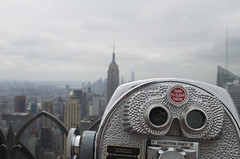 Turn To Clear Vision (Anna MaBa) Tags: new york newyork empirestateofmind empirestate memorial empirestatebuilding city usa