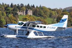 G-LAUD Cessna 208 Loch Lomond Seaplanes (markyharky) Tags: glaud cessna 208 cessna208 loch lomond lochlomond lochlomondseaplanes amphibian seaplane floatplane scenery scotland