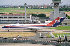 7O-ACX Boeing 727-2N8 Yemenia (pslg05896) Tags: 7oacx boeing727 yemenia ory lfpo paris orly