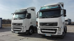 Volvo FH 420 (Vehicle Tim) Tags: volvo fh lkw truck szm sattelzugmaschine semitrailertruck semitruck fahrzeug
