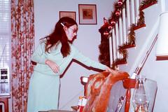 Karen Christmas Charleston SC 122577 (1).jpg (buddymedbery) Tags: holidays charleston southcarolina years rhodeisland 1970s family christmas 1977 unitedstates karencrowmedbery