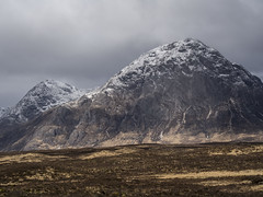 Heart Land - Glen Coe April 2017 (GOR44Photographic@Gmail.com) Tags: mountains glen coe snow scotland gor44 argyll cloud olympus omdem5 panasonic 45150mmf456 grass spring peaks