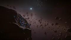 Elite Dangerous 04.24.2017 - 08.49.59.16 (thecookierebel) Tags: space exploration elite dangerous asteroid base game screenshot