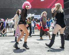 How Weird Street Faire, 2017 (jimwatkinsphotoevents) Tags: sanfrancisco california howweirdstreetfaire 2017 howweird festivals streetfairs