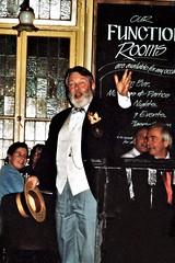Mr Roger Johnson, vocalist