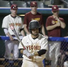 Yeo Bat 24 jpg (Oberlin College) Tags: oberlincollege athletics baseball