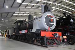 Ex South African narrow gauge loco (372Paul) Tags: nrm shildon nationalrailwaymuseum steam diesel electric e5001 class71 deltic lner emu 2hap black5 5000 sanspareil apt advancedpassengertrain