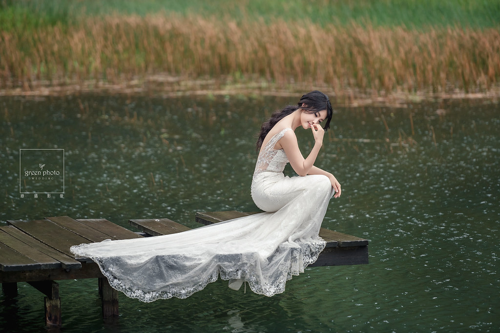 [自主婚紗] 信維&珮姍 婚紗照