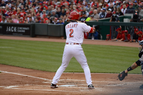 Zack Cozart by haydenschiff, on Flickr