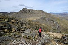 Bowfell (Paulo Etxeberria) Tags: bowfell greatlangdale lakedistrict cumbria crinklecrags mendizalea montañera mountaineer mendia montaña mountain
