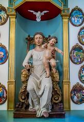Comacchio (FE), 2017, Chiesa del Rosario. (Fiore S. Barbato) Tags: italy emilia romagna comacchio valli laguna ponti trepponti chiesa rosario