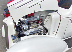 1936 Ford engine (mmorriso2002) Tags: 1936ford engine car carshow johnsonscornerfarm medford newjersey