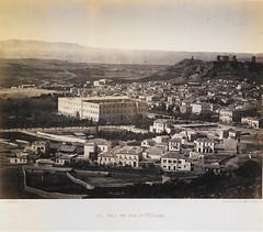 Άποψη της Αθήνας από το Κολωνάκι (Giannis Giannakitsas) Tags: αθηνα athens greece grece griechenland 19th century 19οσ αιώνασ henri beck