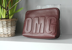 3.1 Phillip Lim OMG 31 Second Clutch Bag (StoredandAdored) Tags: 31 phillip lim clutch bag seconds designer bags handbags purse purses fashion accessories accessorize leather omg preloved preowned