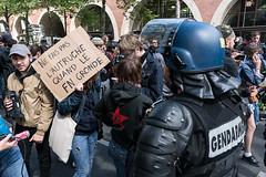 DSC07685.jpg (Reportages ici et ailleurs) Tags: frontnational lycéen paris macron election présidentielle élection seçim presidential manifestation contestation lepen