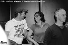 2017 Bosuil-Het publiek bij The Bluesbones en Dan Patlansky 6-ZW