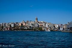 Galata Kulesi (galata Tower) Turkey Istanbul (bryanasmar) Tags: galata kulesi tower turkey istanbul fuji xt20 xf3514