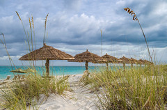 Daily campsite (Krevo55) Tags: turksandcaicos caribbean paradise ocean sea water sand beach tropical providenciales islands seashore waves sun clouds sky nature outdoor landscape provo thesands resort gracebay sunrise