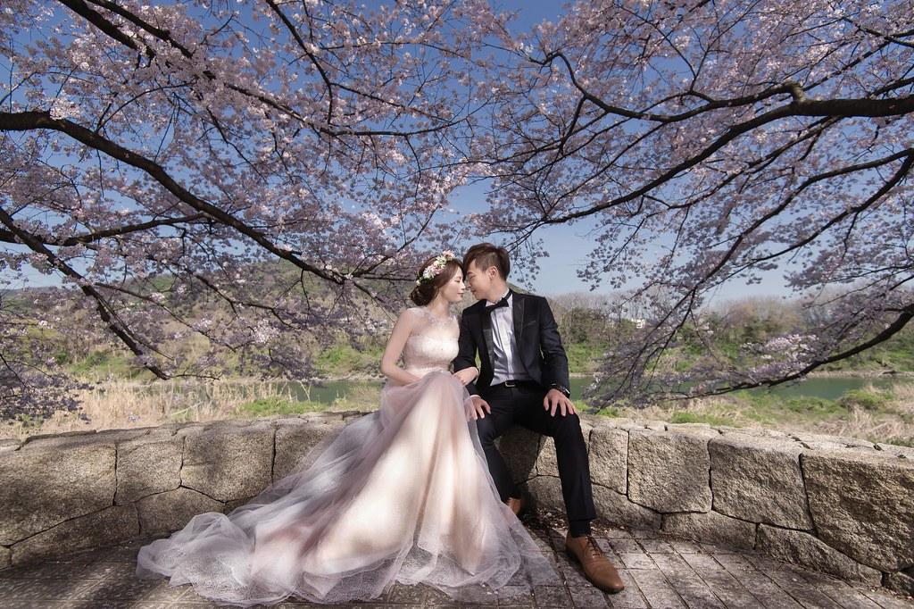 日本婚紗, 京都婚紗, 海外婚紗, 婚紗攝影, 婚攝守恆, 關西婚紗, 櫻花婚紗-2