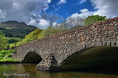 DSC_0031 -1awm (Polleepops) Tags: argyll lochlomond lochs clouds cloudporn bridges river water hills landscape