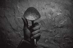 midnight work . (gaston torre .) Tags: tool herramientas black silence silencio medianoche negro cuchara worker trabajo work