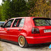 Swiss Golf MK3 stanced
