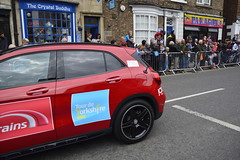 Tour De Yorkshire Stage 2 (536) (rs1979) Tags: tourdeyorkshire yorkshire cyclerace cycling ucicommissaire tourdeyorkshire2017 tourdeyorkshire2017stage2 stage2 knaresborough harrogate nidderdale niddgorge northyorkshire highstreet