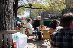 DSCF2282.jpg (amsfrank) Tags: candid amsterdam rivierenbuurt prinsengracht marcella cafe bar marcellas terras sun people tourists