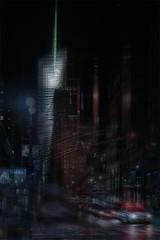 Moving NYK (sgsierra) Tags: nyk moving art arte new york night nueva eeuu city arquitectura architecture oleo dibujo