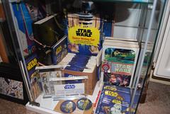 Star Wars vintage Letraset (eyeSPIVE) Tags: starwars collection collector display room vintage retro letraset