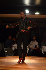 DSC_0837 (rusesmeralda) Tags: flamenco madrid spain dancing dance baile bailaor bailaora authentic tradition