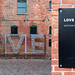 The Love Locks, The Distillery Historic District (Toronto, Ontario)