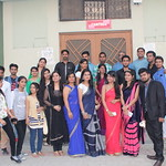 "Farewell Party-2017 <a style=""margin-left:10px; font-size:0.8em;"" href=""http://www.flickr.com/photos/129804541@N03/34507670556/"" target=""_blank"">@flickr</a>"