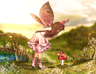 I have found little fairy