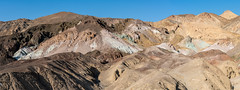 Artist's Palette Panorama (Morten Kirk) Tags: mortenkirk morten kirk artists palette drive death valley california usa 2017 holiday vacation nature landscape color