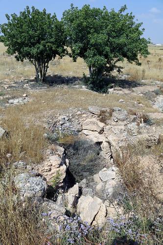 Enkomi Bronze Age Site