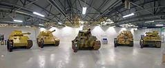 New Tiger Tank Display at Bovington tank museum (Coolcats100) Tags: tiger tank panorama 2017 may bovington museum panzer i ii elephant dorset canon 70d german ww2 war world sturmtiger