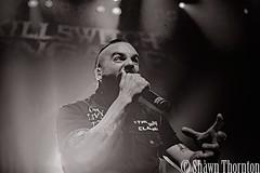 Killswitch Engage - The Fillmore - Detroit, MI 4/8//17