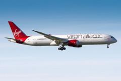 G-VYUM Virgin Atlantic Boeing 787-9 Dreamliner (buchroeder.paul) Tags: london heathrow united kingdom final gvyum virgin atlantic boeing 7879 dreamliner lhr egll