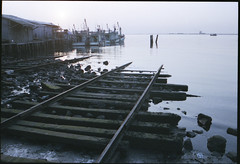Sihanoukville 2002 (Chris Hooton) Tags: film filmphotography