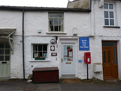 LA7 231 - Storth PO, The Square 170428 [location] (maljoe) Tags: postbox postboxes royalmail eiir la7