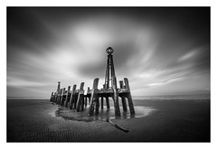 Passing by (dannyhow2011) Tags: bigstopper longexposure blackandwhite mono